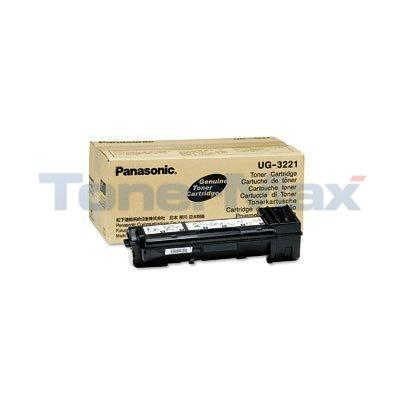 PANASONIC UF-490 TONER BLACK